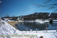 厳冬の軽井沢アウトレット・・・1 - 桐一葉