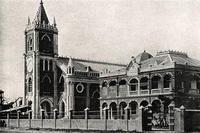 台北・石崎皆市郎さんのカトリック教会 byモニカ - 海峡web版