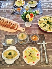 白菜だけのフルコース - ミトンのマクロビキッチン
