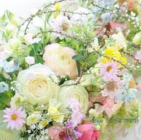 ご両親贈呈の花、帝国ホテルさまへ と、アメリカまで花を送る方法について - 一会 ウエディングの花