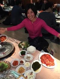 まだまだ韓国料理は続く - bluecheese in Hakuba & NZ:白馬とNZでの暮らし