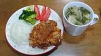 ハニーマスタードチキン - Bento Life in Okinawa