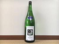 (兵庫)KADOYA GREEN 純米 無濾過生原酒 / Kadoya Green Jummai - Macと日本酒とGISのブログ