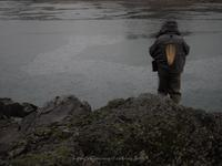 ポツポツ雨の長良川! - Tomorrow is another day    ~明日に希望を~