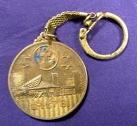 ポートピア'81記念メダル・キーホルダー - 軍装品・アンティーク・雑貨 パビリオン