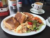 ロンドンのカフェ(LSE近辺) - ロンドンLSE留学日記