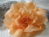 アートフラワーの薔薇のコサージュ 在庫整理 - ハンドメイド  Atelier   maki