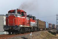 DE701試運転。 - 山陽路を往く列車たち