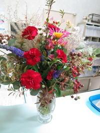 花飾り - 休憩室