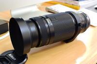Nikon AF Nikkor 75-300mm 1:4.5-5.6 - 鶴梅の柚子酒はバリ旨い   ∧( 'Θ' )∧