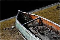廃船を観る - 写真画廊 ナカイノブカズ 2