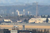F-22 ラプター横田へ飛来 - 飛行機&鉄道写真館