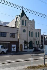 日本基督教団函館教会(函館の建築再訪) - 関根要太郎研究室@はこだて