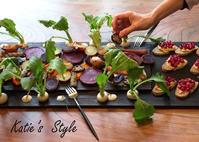 ガデナハウス鎌倉でのイベント Katie先生の自然栽培お野菜のランチプレート♪ - きれいの瞬間~写真で伝えるstory~