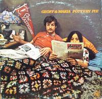 Geoff&Maria Muldaurその1     Pottery Pie - アナログレコード巡礼の旅~The Road & The Sky