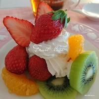 「楽しいデザートの時間」 - わたしの写真箱 ..:*:・'°☆