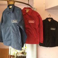 スタンダード・カリフォルニア コーチJKT入荷 - BEATNIKオーナーの洋服や音楽の毎日更新ブログ