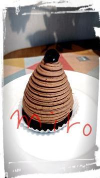 モンブラン - miro's daily dining