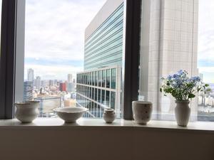 Art in Park Hotel Tokyo - 陶芸つれづれ 器と暮らし