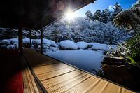 雪景色! ~詩仙堂~ - Prado Photography!