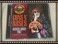 GUNS N' ROSES / DUSSELDORF 1987 - 無駄遣いな日々