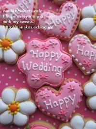 ムーミンアイシングクッキー*ウエディング&バレンタイン - nanako*sweets-cafe♪