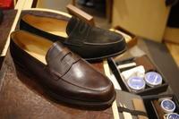 惹かれる靴 JOHN LOBB LOPEZ - 日本橋三越2F 靴修理・靴お手入れ工房スタッフの日常(シューリペア工房)