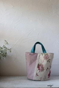 ヴォーグ学園でのご縁と制作中の春色バッグは。。。作り直し中 - neige+ 手作りのある暮らし