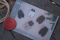 que    shoes exhibition - Reon&Roses+Lara