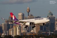 Scene of Sydney #11 - 飛行機写真 ~旅客機に魅せられて~