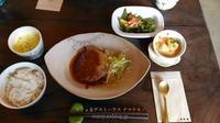 カフェ&ゲストハウス ナマケモノ(大野市)でランチする - Many