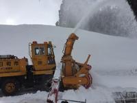 除雪車 - 松之山の四季2