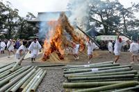 竹割り祭り - ゲ ジ デ ジ 通 信