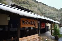 松尾川温泉 - ブナの写真日記