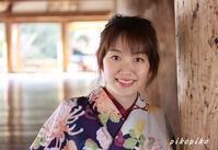 宮島写真レッスン スナップ    『安芸いろ親子』 - 今が一番