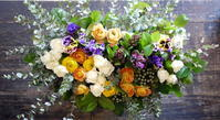 島根県出雲市の方から、石川県輪島市の伯母様の誕生日に。 - 札幌 花屋 meLL flowers