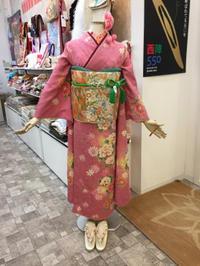 振袖+袋帯がお買い得♫ - Tokyo135° sannomiya