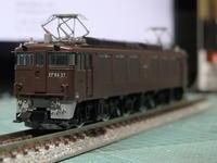 トミックスの9118 EF64(37号機・茶色)に標識灯 - Sirokamo-Industry