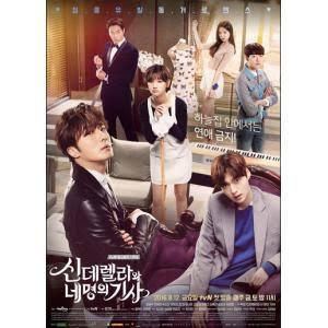 シンデレラと4人の騎士 - 韓国ドラマ感想リスト