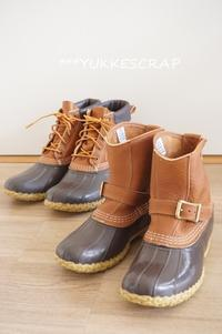 冬の旅路への準備 - YUKKESCRAP
