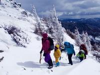 近くて遠い雪の美ヶ原 - S.2のフィールド日記