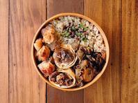2/14(火)鶏の明太子焼き弁当 - おひとりさまの食卓plus