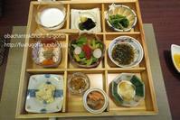 京都お宿の朝御飯 - おばちゃんとこのフーフー(夫婦)ごはん