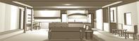 空間プロデュース04 - Den設計室 一級建築士事務所