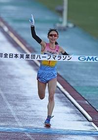 全日本実業団ハーフマラソン大会 女子ハーフは宇都宮亜依、10kmは福田有似が優勝! - Would-be ちょい不良親父の世迷言