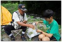 鮎祭り@2016.07.23(土)~24(日) - 『山』がまんなか