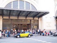 バルセロナに着いて… サグラダ・ファミリアへ スペイン旅行 - la carte de voyage