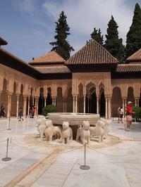 アムハンブラ宮殿 スペイン旅行 - la carte de voyage