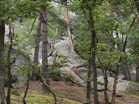 自然のロッククライミング練習場 グレ - la carte de voyage