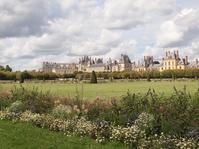 フォンテーヌブロー宮殿の庭園 - la carte de voyage